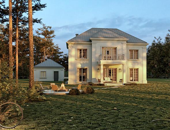 Willa Petite Maison